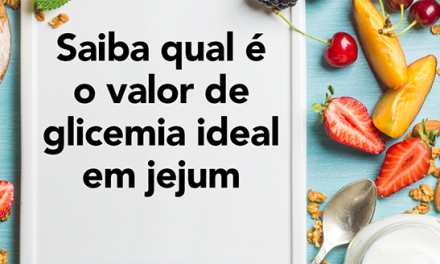 Glicemia de jejum ideal