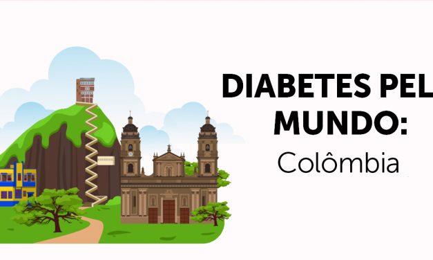 Uma vida nova na Colômbia