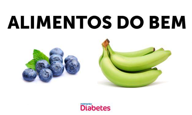Alimentos que fazem bem para o corpo e a glicemia