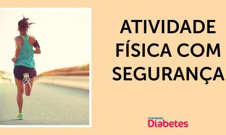 A prática de exercícios físicos é essencial para o controle glicêmico