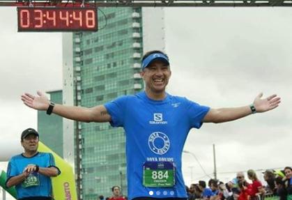 Esporte e Diabetes – Conheça Emerson Bisan, o rei das ultra maratonas